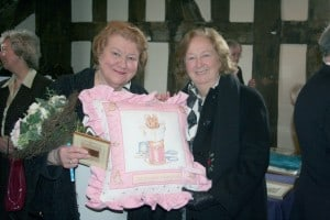 Patricia Routledge at The Tailor of Gloucester