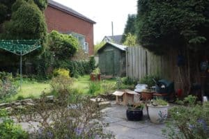 garden as it was