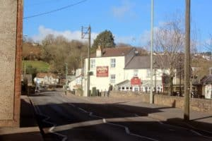 Littledean in the forest of dean